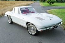 05 1963 C2 Corvette Coupe Sting Ray Mitchell Motor Trend
