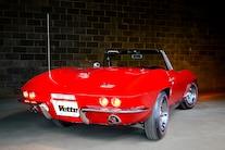 06 1967 Corvette Convertible 427 Big Block Tri Power