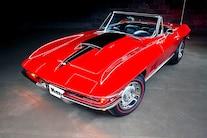 02 1967 Corvette Convertible 427 Big Block Tri Power