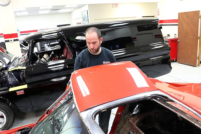 Rebuilding And Resealing The Corvette T Top