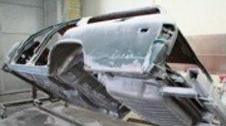 Sucp 0702 01 Pl Sodium Bicarbonate Paint Stripper Stripped Chevelle