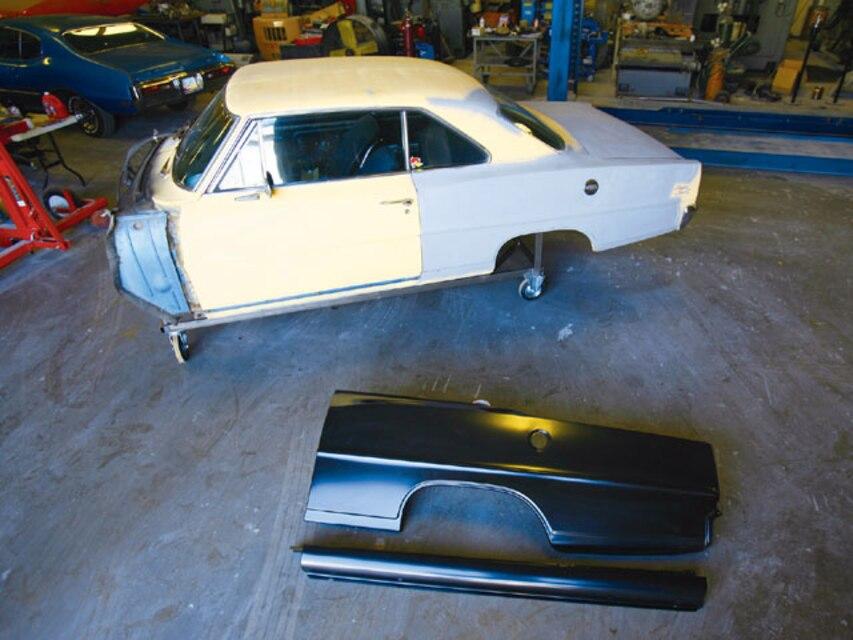 1966 Chevy Nova Ss Super Chevy Magazine