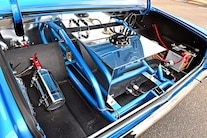1967 Pro Street Nova Twin Turbo Blue 036