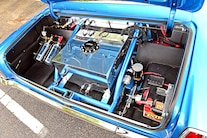1967 Pro Street Nova Twin Turbo Blue 025