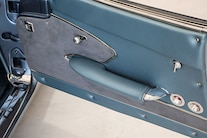 1959 Corvette C1 Ls Frost Blue Metallic Paint 027