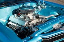 1970 Blue Chevelle Street Machine Retro Ss 020