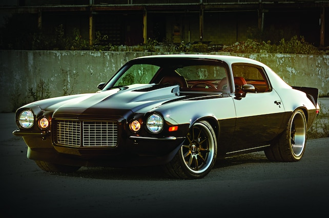 001 1970 Chevrolet Camaro