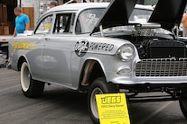 Chevy Mega Gallery: Friday Show and Drag Action at the 2018