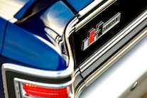 1967 Chevelle HRCC Pro Touring Blue Sema Lsa 078