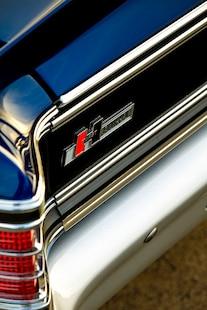 1967 Chevelle HRCC Pro Touring Blue Sema Lsa 072