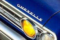 1967 Chevelle HRCC Pro Touring Blue Sema Lsa 056