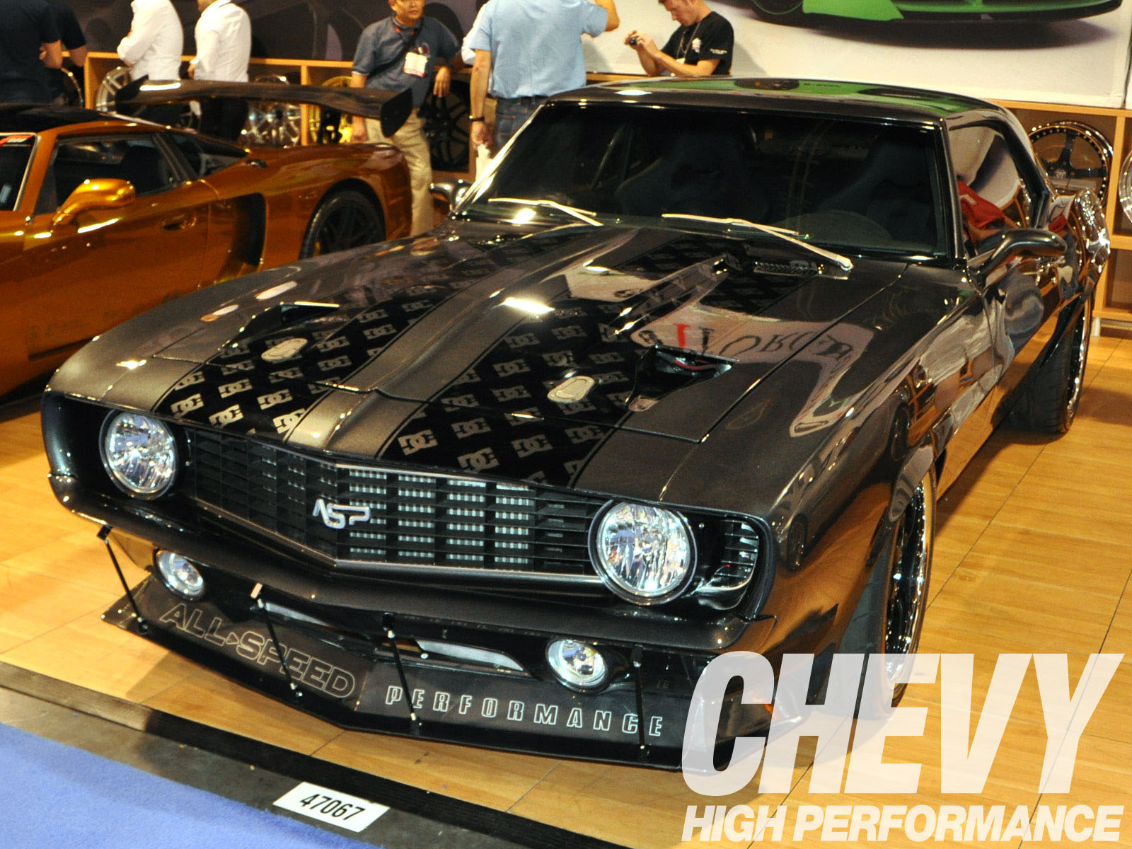 1002chp 001 Z 2009 Sema Show Vehicles