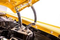 021 1956 TMI Chevy Gold SEMA Custom Interior Fitech