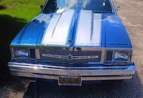 005 1980 Chevrolet El Camino Front