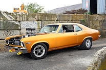 029 1968 Chevy Nova Gold Sbox Blown Street Drag Blower Budget