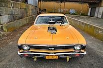 007 1968 Chevy Nova Gold Sbox Blown Street Drag Blower Budget