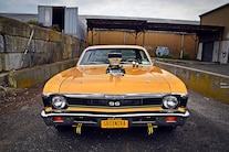 003 1968 Chevy Nova Gold Sbox Blown Street Drag Blower Budget