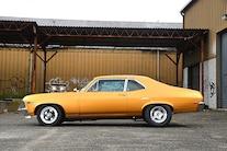 002 1968 Chevy Nova Gold Sbox Blown Street Drag Blower Budget