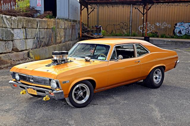 This Blown 1968 Nova Refused To Follow The Herd
