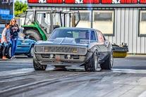 033 All Wheel Drive 1968 Camaro Drag Car