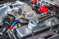 030 All Wheel Drive 1968 Camaro Drag Car