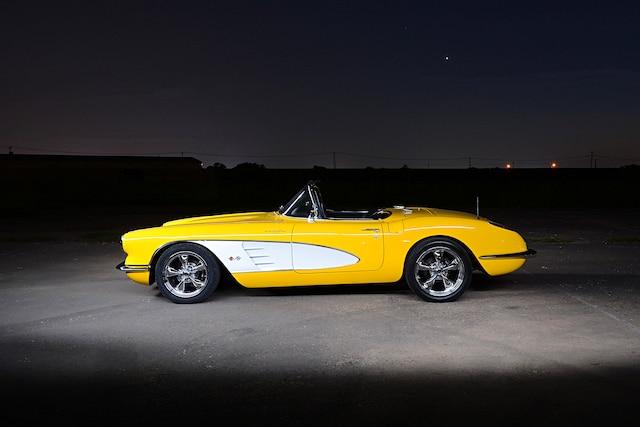 01 1960 Corvette C1 Heavner