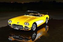 10 1960 Corvette C1 Heavner