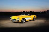 12 1960 Corvette C1 Heavner