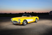 13 1960 Corvette C1 Heavner