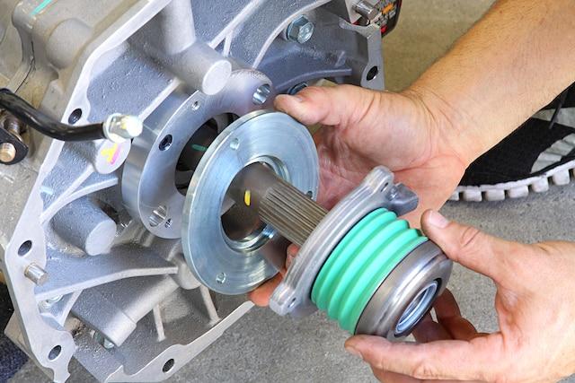 001 Silver Sport Transmissions Hydraulic Clutch Install