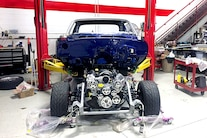 021 1972 Nova Schwartz Chassis Build LS Blue