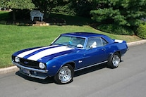001 1969 Chevrolet Camaro Exterior