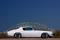 003 1972 Camaro Pro Touring White LS