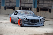 049 1970 Ridetech Track 1 Camaro