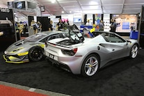 165 2018 SEMA SHOW LAS VEGAS CARS GIRLS