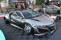145 2018 SEMA SHOW LAS VEGAS CARS GIRLS