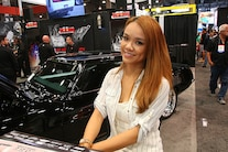057 2018 SEMA SHOW LAS VEGAS CARS GIRLS