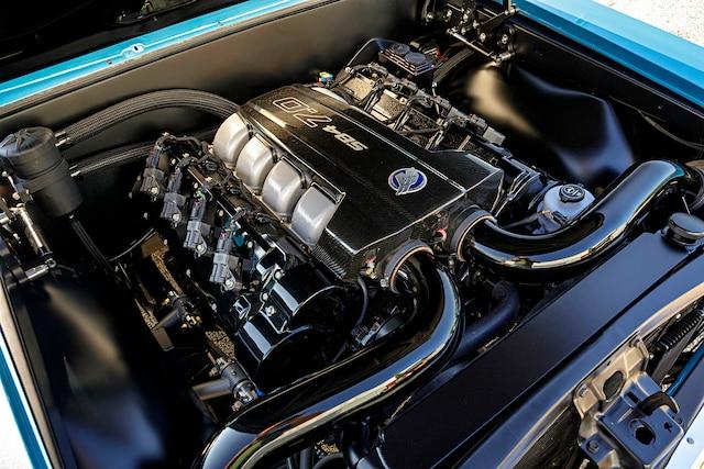 001 1966 Chevelle SB4 Mercury Roadster Shop