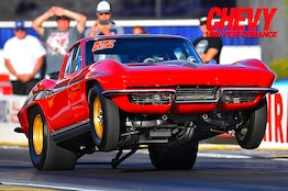 Chevy Photo Gallery from the 2018 NHRA World Finals