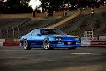 001 1987 DSE IROC Z Camaro