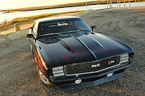 003 1969 Camaro IRS Flames