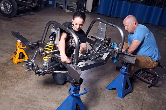 Speedway Motors' G-Comp Front Clip and Suspension Install on a 1968 Camaro