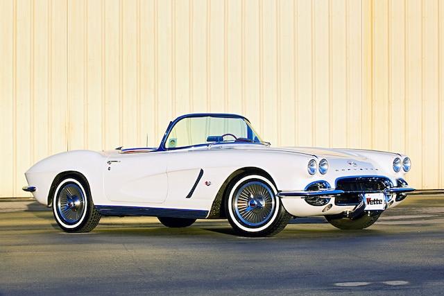 10 1962 Corvette C1 Gendelman