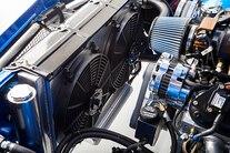 021 1967 El Camino Blue TMI LS Fitech