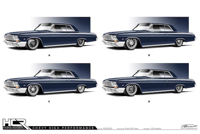 001 1962 Impala
