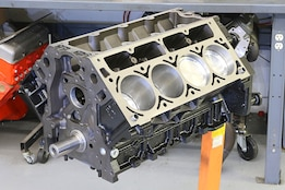 A Crate Short-Block is an Easy Way to Get to a Power-Adder–Friendly LS Engine