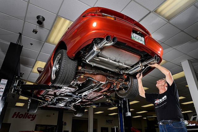 Installing Hooker's True Dual Exhaust for Fourth-Gen Camaros
