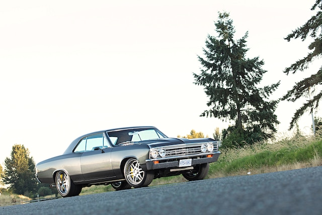 001 1967 Chevy Chevelle Restomod