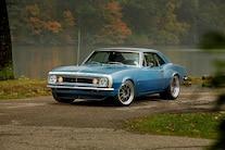 001 1967 Camaro Pro Touring Patina LS LS7 Steilow ABS Recaro