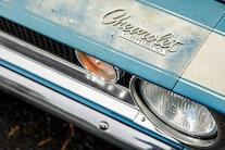 007 1967 Camaro Pro Touring Patina LS LS7 Steilow ABS Recaro